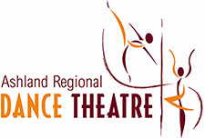Ashland Regional Dance Theatre Logo